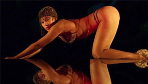 Beyonce: Yatakta Sasha Fierce gibiyim