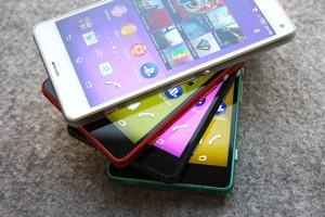 Sony Xperia Z3 Compact'ın Fotoğrafları ve Özellikleri