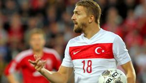 Danimarka: 1 - Türkiye: 0 (İlk Yarı)