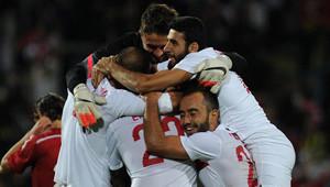 Türkiye, Danimarka'yı 2-1 Yendi