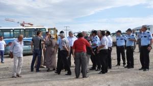 Ahmet Refik Alp Sosyal Tesisleri'nin Açılışında Başkan Koca'ye Tepki