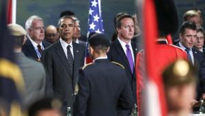 NATO Zirvesi Galler'de Başladı