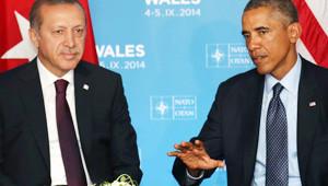 Erdoğan ve Obama NATO Zirvesi'nde biraraya geldi