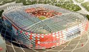 Spartak Moskova'nın Yeni Stadı Kullanıma Açıldı