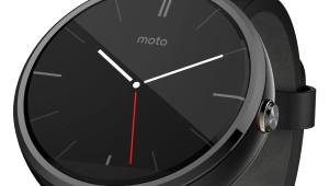 Motorola Moto 360 Tanıtıldı