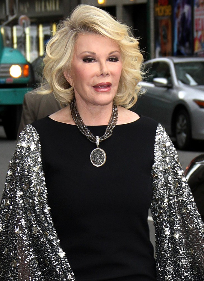 joan rivers the fresh future face Joan rivers face surgery disasters bruce jenner facelift bruce jenner facelift before and after photos bruce jenner face has changed so much over the years and if not all of it is due to the over usage.