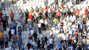 Erzurumspor-Ayvalıkgücü: 0-1 (Olaylı Maç)
