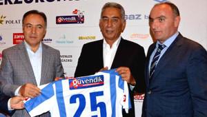 Adnan Polat, Erzurumspor'un Umudu Oldu