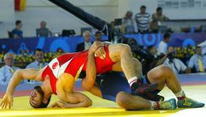 Mustafa Kaya Yarı Finalde İranlı Rakibine Yenildi