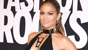 Lopez'de 'Angelina Bacağı' Çıktı!