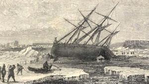 Franklin'in 168 Yıllık Kayıp Gemisi Bulundu