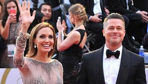 Jolie ve Pitt'in Evlilik Sözleşmesi Basına Sızdı