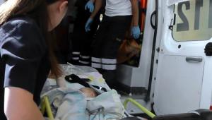 Hayata Döndürülen Bebeğe Hava Ambulansı