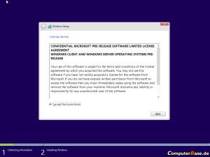 Windows 9'un Ekran Görüntüleri Sızdı