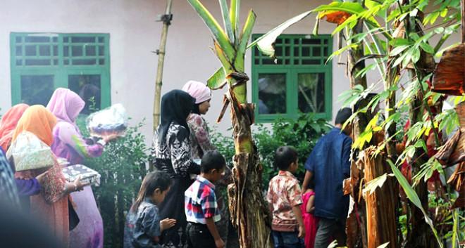 Endonezya'da Müslüman Düğünü