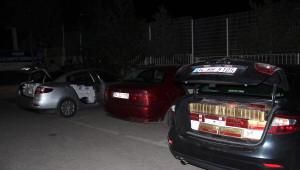 Sivas'ta 30 Bin Paket Kaçak Sigara Ele Geçirildi