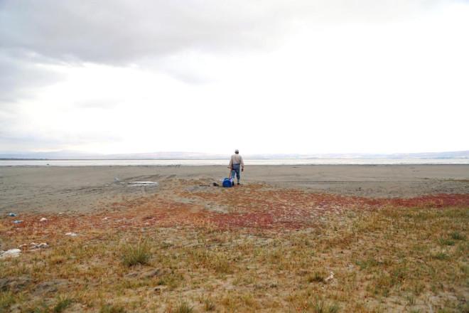 Tuzla Gölü'nün Son Tuzcusu