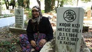 Anne ve Bebeğinin Mezarları Birleşti