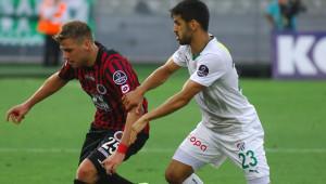 Gençlerbirliği: 1 - Bursaspor: 0 (İlk Yarı)