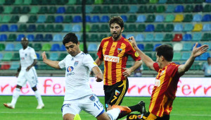 Kayserispor: 0 – Gaziantep Büyükşehir Belediyespor: 0