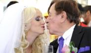 Richard Lugner, Playboy Modeli Cathy Schmitz İle Evlendi