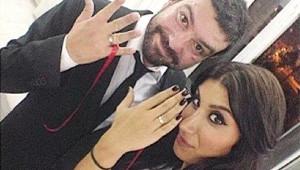 İrem Derici Rıza Esendemir'le Evlendi