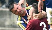 Fener'in Masörü Trabzonlu Futbolcunun Hayatını Kurtardı