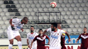 Elazığspor - Karşıyaka: 1 - 2
