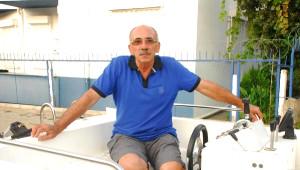 Tekerlekli Tekne Yaptı
