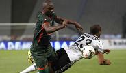 Beşiktaş, Çaykur Rizespor'la 1-1 Berabere Kaldı