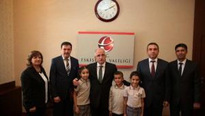 Eskişehir'de Yeni Eğitim-Öğretim Yılı
