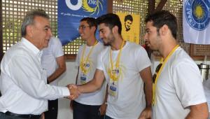 Kocaoğlu, Ziraat Fakültesi Öğrencilerine Seslendi Açıklaması