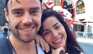 Murat Dalkılıç'tan Merve Boluğur'a Romantik Kutlama