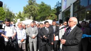Bakan Nabi Avcı Hasan Polatkan'ı Anma Etkinliğine Katıldı