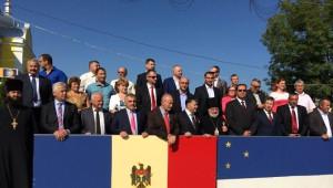 Başkanlar Gagauzya'dan Döndü