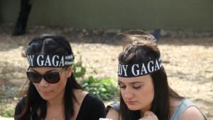 Lady Gaga Hayranları İTÜ'ye Akın Etti