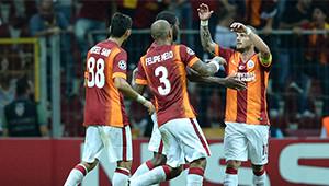 Galatasaray, Anderlecht'le 1-1 Berabere Kaldı
