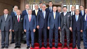 AK Parti ve TÜSİAD'ın 12 Yıllık Tarihi