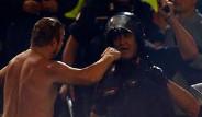 Roma CSKA Moskova Maçı Öncesi Kavga Çıktı