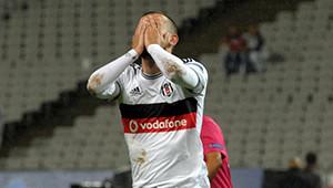 Beşiktaş, Astaras Tripolis'le 1-1 Berabere Kaldı