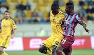 Trabzonspor, Metalist Kharkiv'i 2-1 Yendi