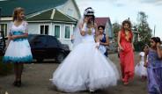 Rus Fotoğrafçının Gözünden Roman Düğünü