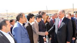 Hayırsever İşadamının Eleşkirt'te Yaptırdığı Okul Törenle Açıldı