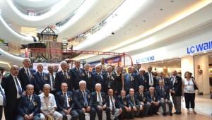 Prime Mall Antakya'da Gaziler Günü Kutlaması