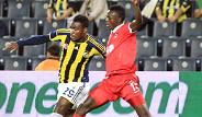 Fenerbahçe, Gaziantepspor'u 1-0 Yendi