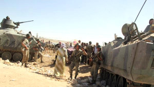 Suriye Sınırındaki Suruç'ta Gerginlik (3)
