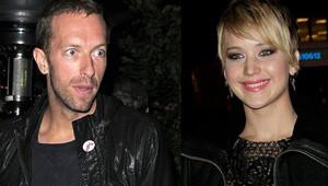 Chris Martin, Jennifer Lawrence'a Deliler Gibi Aşık