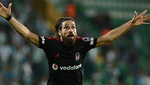 Beşiktaş, Bursaspor'u 1-0 Yendi
