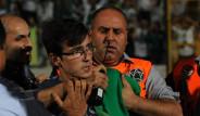 Bursaspor-Beşiktaş Maçında Ortalık Karıştı