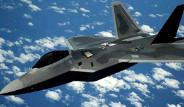 ABD F-22'leri İlk Kez Kullandı